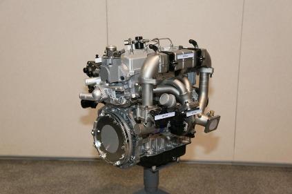 Motor Hyundai GDCI