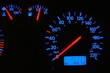 Koľko kilometrov má auto