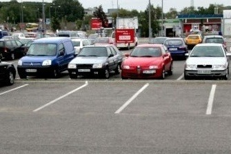 Parkovanie, parkovisko