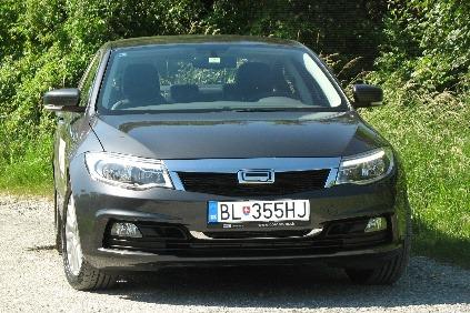 aa4252b0e PRVÁ JAZDA: Aké je v skutočnosti najlepšie čínske auto aj spoza ...