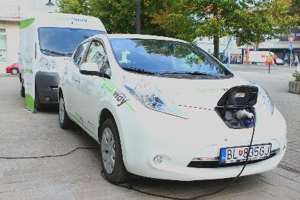 Elektromobilita v piatok ovládla