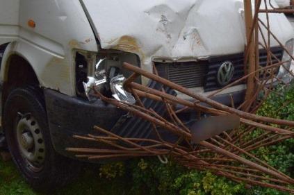 Polícia - nehody