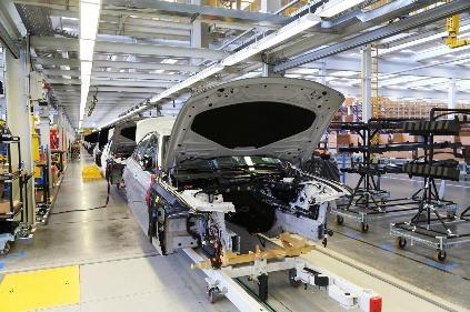 BMW spustilo výrobu v