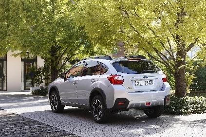 Subaru XV Adventure paket