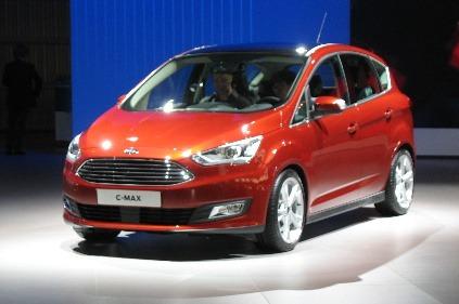 Ford C-MAX, S-MAX na