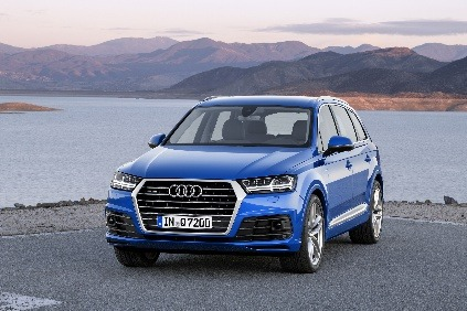 Druhá generácia Audi Q7