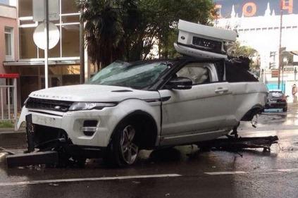 Range Rover Evoque po