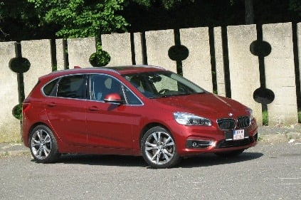 BMW 225i Active Tourer