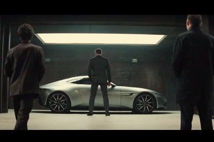 James Bond a DB10