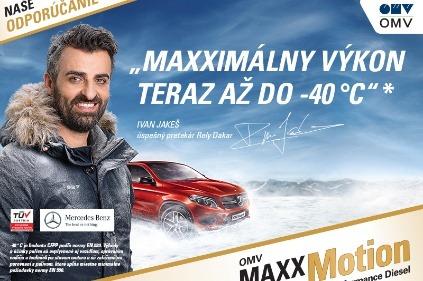 OMV MaxxMotion Diesel