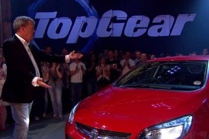 Top Gear car