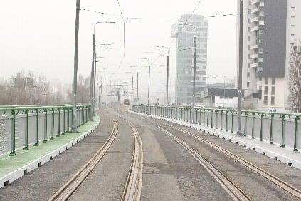 Nosný dopravný systém Petržalka