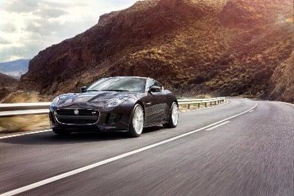 Aj Jaguar F-Type má