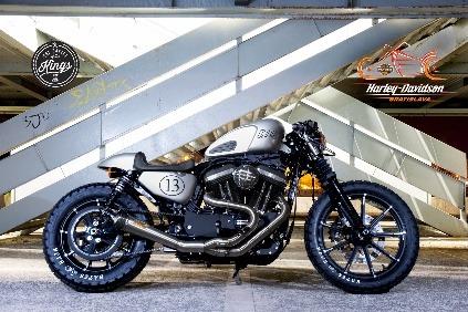 4a081259f Vyberte kráľa customov Harley-Davidson   Podkapotou.sk
