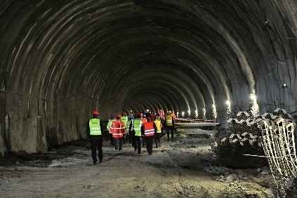 Ovčiarsko tunel