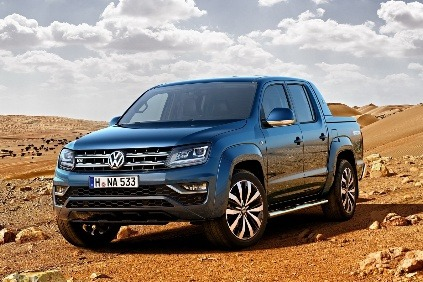 VW Amarok 2017 aj