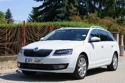 Škoda Octavia Combi 1,0