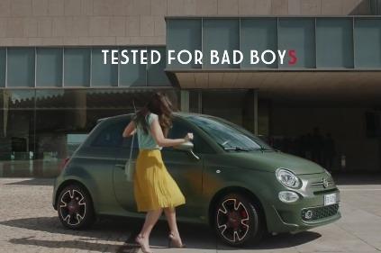 Fiat testovaný pre zlých