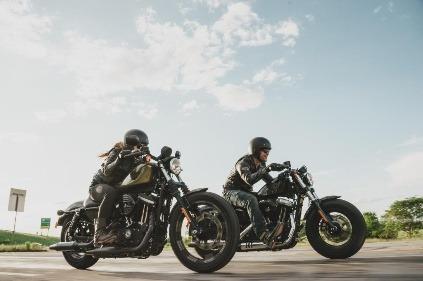 5e59c3fab Motocykle Harley-Davidson si môžete vyskúšať zadarmo na Harley on ...