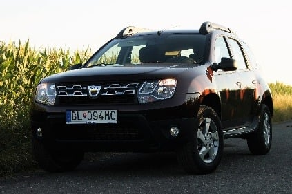 TEST Dacia Duster 1,6
