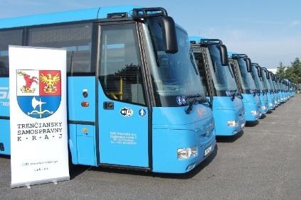 db8f81155 Trenčiansky kraj modernizuje prímestskú dopravu, Nitra chce vlastnú ...