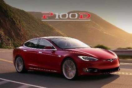 Tesla S a X