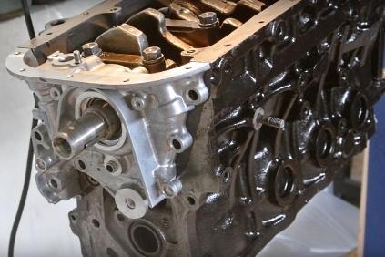 Motor Toyota 1,6 16V