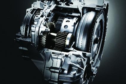 8-stupňová automatická prevodovka Kia