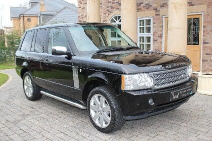 Range Rover 3,0 TD
