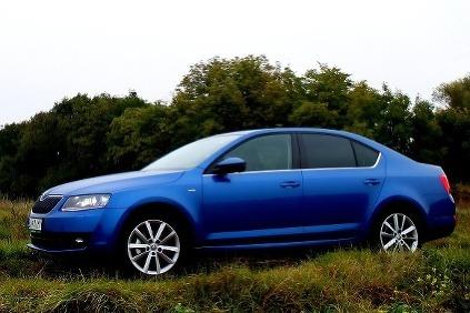 Škoda Octavia 1,0 TSI