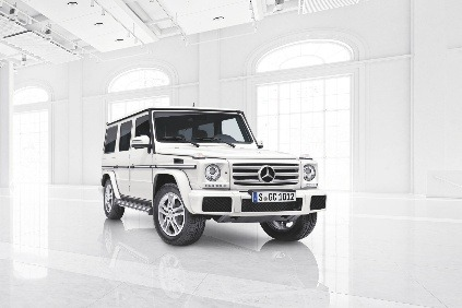 Mercedes-Benz trieda G