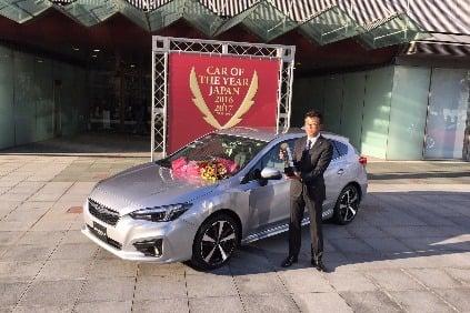 Subaru Impreza Autom roka