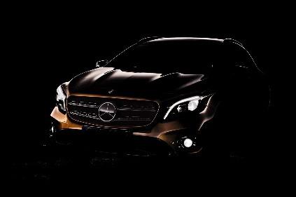 Facelift GLA model 2017