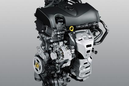 Nový motor Toyota 1,5