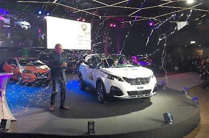 Auto roka 2017- Peugeot