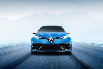 Renault Zoe e-Sport koncept