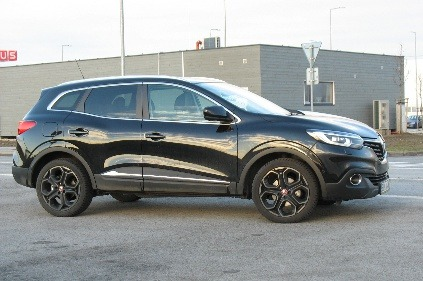 test renault kadjar 1 2 tce 130 edc night day ierne na bielom. Black Bedroom Furniture Sets. Home Design Ideas