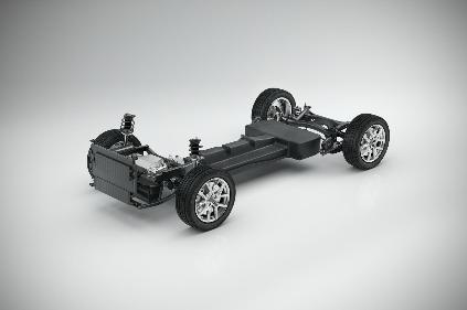 CMA platforma Volvo na