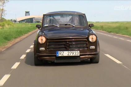 Trabant s motorom z