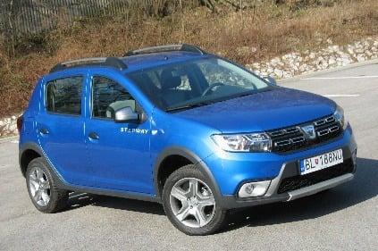 Dacia Sandero Stepway Outdoor
