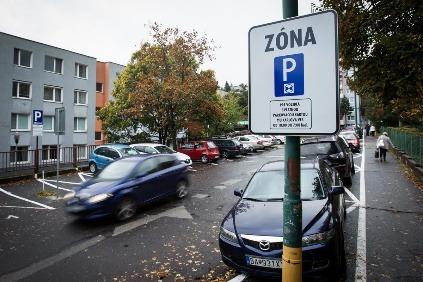 Rezidenčné parkovanie Karlova Ves