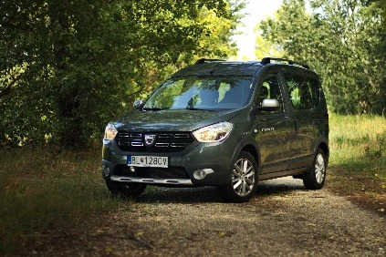 test dacia dokker stepway 2017 op o k sok lep no st le rovnako lacn. Black Bedroom Furniture Sets. Home Design Ideas