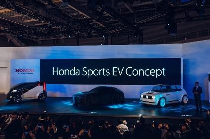 Honda 45. Tokio Motorshow