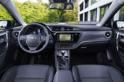 Toyota Sefety Sense