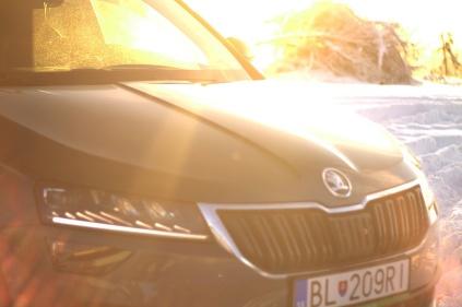 Škoda Winter Drive s
