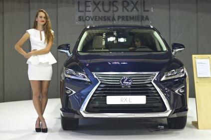 Autosalón Bratislava 2018