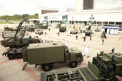 Medzinárodný veľtrh obrannej a