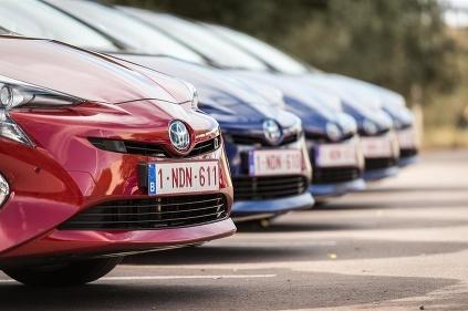Toyota je najekologickejšia zančka