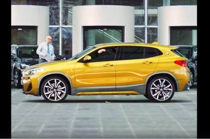 BMW X2 vs Mercedes