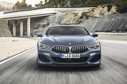 BMW 850i a 840d